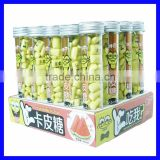 bag packing strawberry bubble gum in test tube                                                                         Quality Choice
