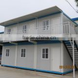 Two storey container homes/container building/apartment