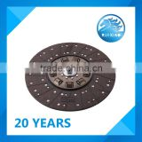 High Quality Valeo Clutch Disc Diameter 430mm For SINOTRUK Heavy Truck