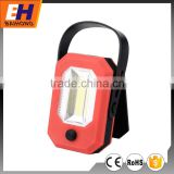 NEW ITEM: High Power LED(COB) Work Light WIth a rubber handle ring on the top and a fold-out board BH-6096A