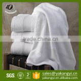 Luxury 100% Cotton White Colour Embroidery/Jacquard Hotel Bath Towels Softextile Set                                                                                                         Supplier's Choice