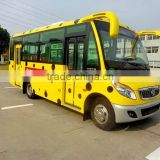 6.6 m 14-26 seats CNG china passenger city bus