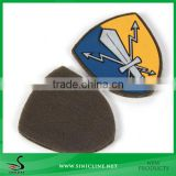 Sinicline Rubber Shield Patch With Velcro Backing Design
