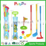 bulk buy from China wholesale quality products toys for kids rubber top mini plastic golf tee club pencils