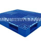 HOT SALE light duty double face 4 way euro recycled four way export plastic pallet price