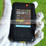 Personal portable nuclear radiation detector HK-I