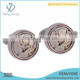 Popular copper cufflink,cufflink design,cufflink parts