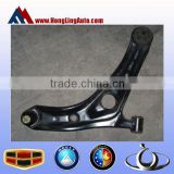 Chinese supplier of high quality front suspension lower right arm welding assembly GEELY auto spare parts