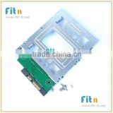 "2.5"" to 3.5"" SATA Adapter Tray Converter SAS HDD Bracket Bay 654540-001 for HP G8"