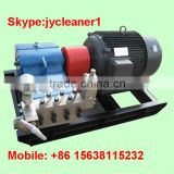 electric pressure test pump pipeline pressure test pump