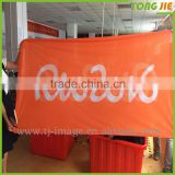 Outdoor Bunting Advertisement Banners mesh fencing banners