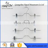 Plastic Coated Wire Hanger Roll , Body Shape Wire Hanger