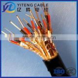 4 core PVC cable, computer control cable