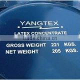 Natural Latex Concentrate 60% DRC
