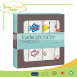 MS-48 anti-bacterial organic cotton baby white bamboo fabric muslin aden anais                                                                                                         Supplier's Choice