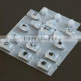 Rapid Household Appliance Products Prototyping Silicone keypad prototype