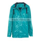 3/4 styles waterproof unisex adult raincoats pvc