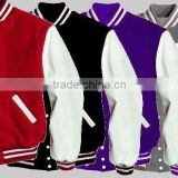 Varsity baseball school college jacket