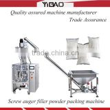 YB-420F Automatic auger filler powder packing machine