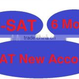 Sell Africa QSAT Avatarcam,SPYCAM renewal account for all Qsat decoder and Speed hd S1 Q11G,Q11G+,Q13G,Q13G+,Q15G,Q16G,Q23G.Q26G