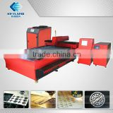 Stainless Steel Engraving Machine Laser Engraving and Cutting 600W
