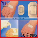 Sterile Medical Dressings Adhesive PU Transparent Waterproof CE certificated Manufacturer