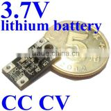 3.7V lithium battery charger module 480-500mA 4.5-6v input CC CV ,China Supplier