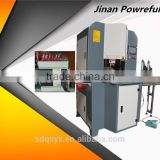 JInan Powerful Aluminium & PVC Profile Frame Window Door Double Head Cutting Saw Machine