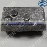 BA04 cemented carbide insert welding block/rotary earth digging teeth/pavement cutter picks/cutter teeth
