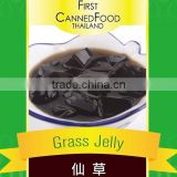 Grass Jelly Canned Sweets - OEM