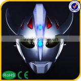 LED super hero luminous mask