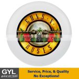 Guns N' Roses frisbee, Guns N' Roses Disc, outdoor Disc
