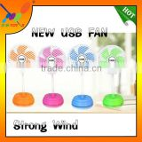 Hot selling USB Rechageable Fan.