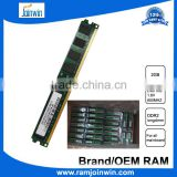 Shenzhen Socket non ecc pc6400 ddr2 2gb pc memory factory in China
