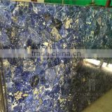 Blue marble slab Chinese factory Mable buyer Blue stone