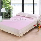 King Size Massage Milky Polar Fleece Waterproof Flat Hotel Bed Sheet