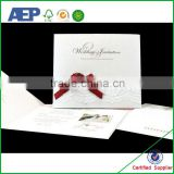 Customized Cheap Recordable Greeting Card Blank Recordable Card