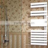 HB-R49 series bathroom hot water heated steel chromed ladder towel racks warmer towe rails radiator