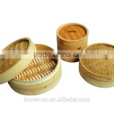 Eco-friendly High Quality Bamboo Rice Steamer for sale