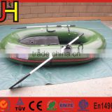 High quality inflatable fishing petal boat, self inflating boat, hypalon military rib inflatable boat