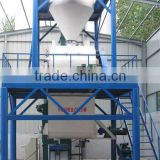 TCZN Good price dry plaster production line, engineer installation service automatic dry mix mortar plant