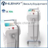 2015 latest launched professional salon equipment diode laser hair removal machine for sale