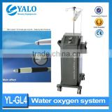 Improve Oily Skin 2015 Hot Sale YL-GL4 Skin Care Water Jet Cleaning Machine/oxygen Spray Jet Peel Machine Microdermabrasion