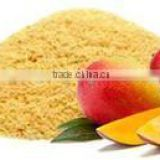Pure and Natural Spray Dried Food Grade Mango Fruit Irvingia gabonensis Juice Powder Rich in Vitamin