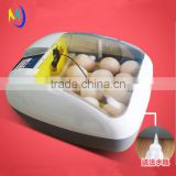 Mujia 360 degree egg turning High hatching rate 12 eggs mini poultry egg incubator, incubator chicks
