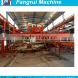 Automatic Top Performance wall panel fiber cement board making machine Thermal Insulation