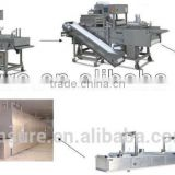 Automatic Forming and Coating Processing Line for Fish Fillet and Shrimp
