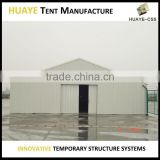 Industrial warehouse storage big tent for temporary and permanent use