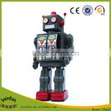 alibaba trade assurance custom design plastic toy robot