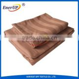 Copper ion implantation textiles Antibacterial anti-mite bamboo bedding set cupron pillowcase